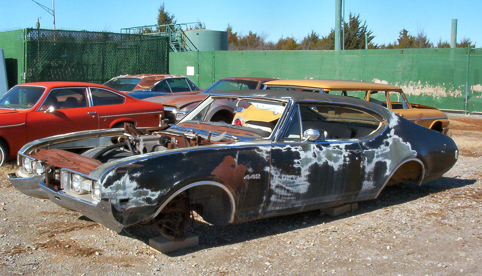 Muscle Car Ranch, Like No Other Place On Earth!