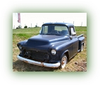 1955 Chevrolet Pick Up left front